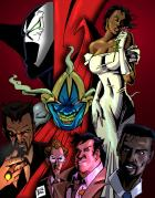 Spawn: Saints and Sinners