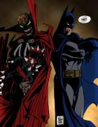 Spawn vs Batman II