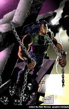 Twisted Gate Comics character