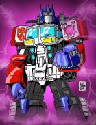 Energon Optimus Prime