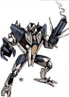 Transformers Movie Starscream