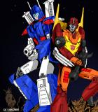 Transformers: Brothers-In-Arms