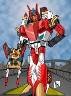 Override (Transformers: Cybertron)