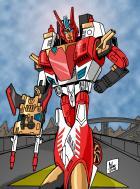 Override (Transformers: Cybertron)