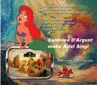 November Challenge - Ariel Sardine Advertisement