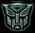 AUTOBOT:Circuit board by KER1