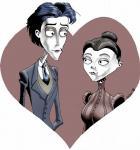 Love, Tim Burton style.