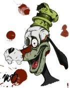The Zombie Goof   By:Biohaz_Daddy