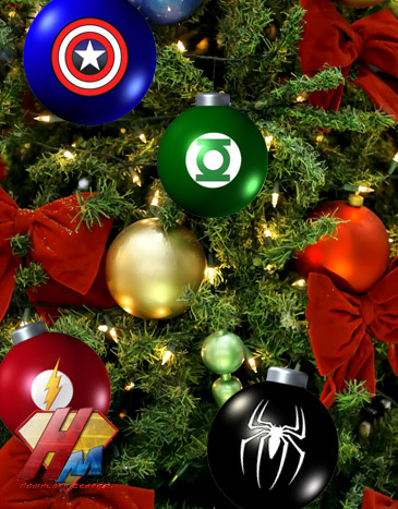 HM ornaments