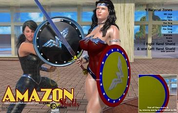 Amazon Shields