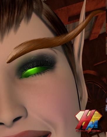 Eye Brow Prop