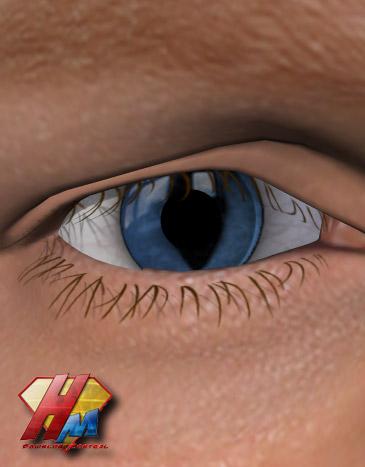 James eye