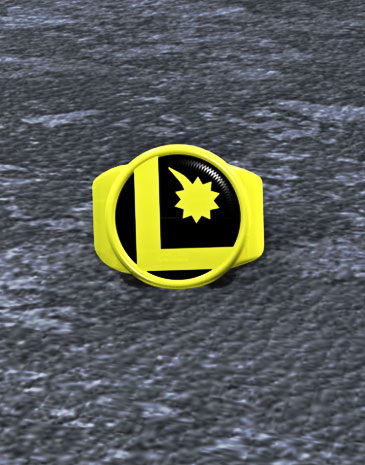 Legion of Superheroes Flight Ring